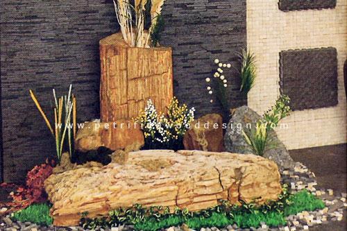 Wood Garden Design garden bench design ideas made from wood Petrified Wood For Garden Design Garden 3